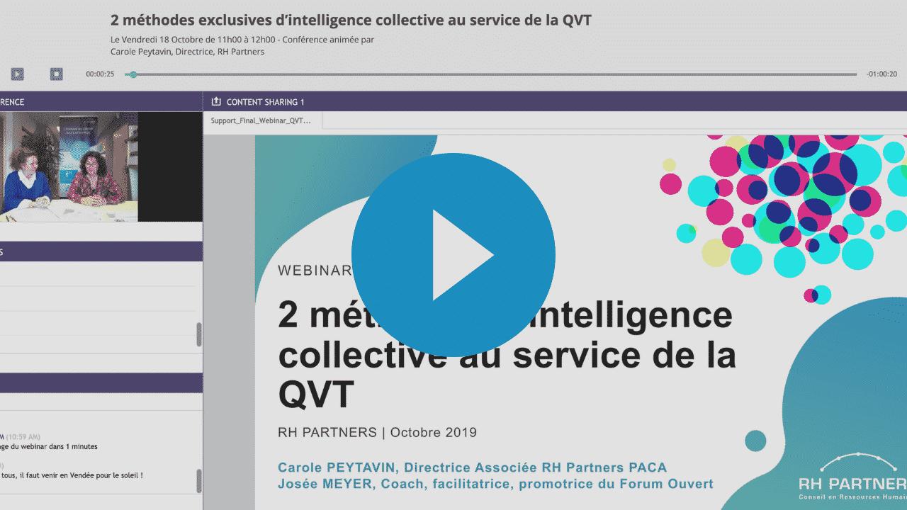 webinar QVT