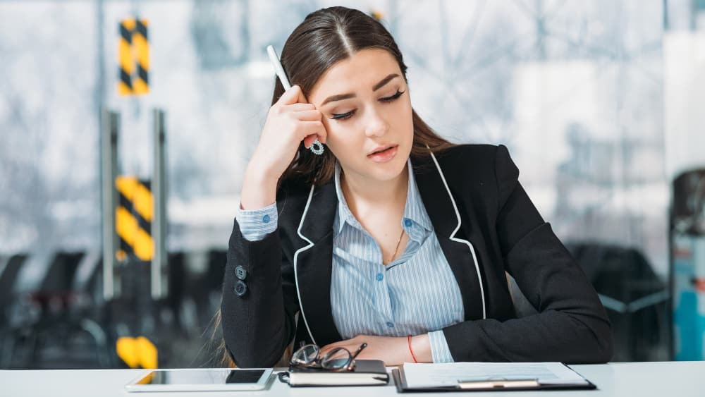 business-woman-portrait-workaholic-overworked-corporate-executive-hardly-sitting-workplace